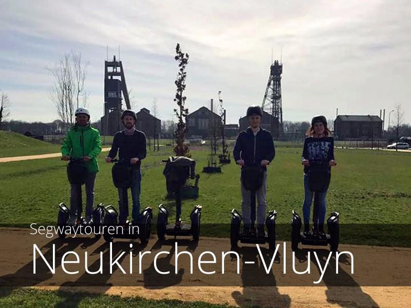 Segwaytouren in Neukirchen-Vluyin jetzt hier buchen