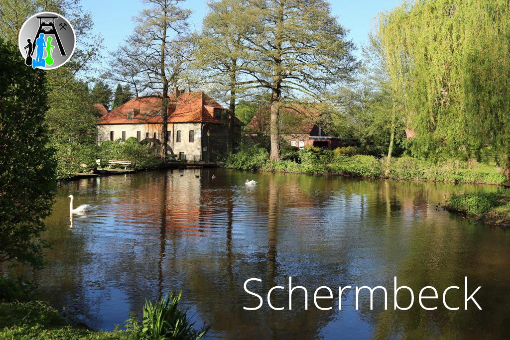 Segwaytouren in Schermbeck, Mühlenteich in Gahlen (c) Siegfried Morhenne