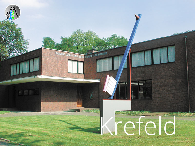 Krefeld Segwaytouren Bauhaus Architektur Und Mehr In Krefeld