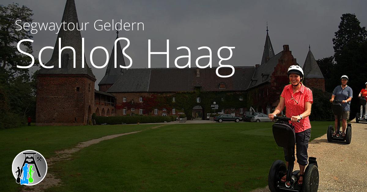 Segwaytouren in Geldern am Niederrhein - hier buchen
