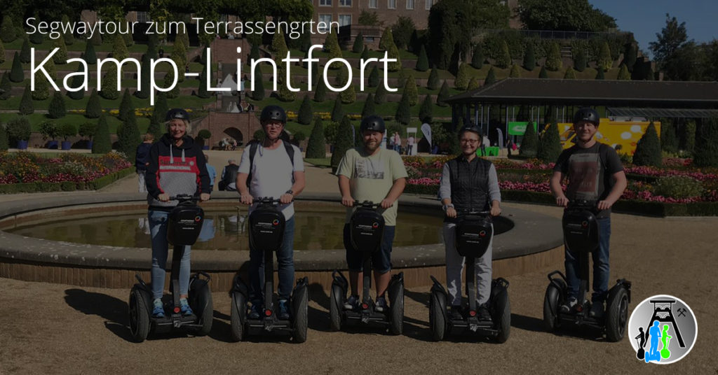 Segwaytour und Stadtbesichtigung in Kamp-Lintfort jetzt buchen