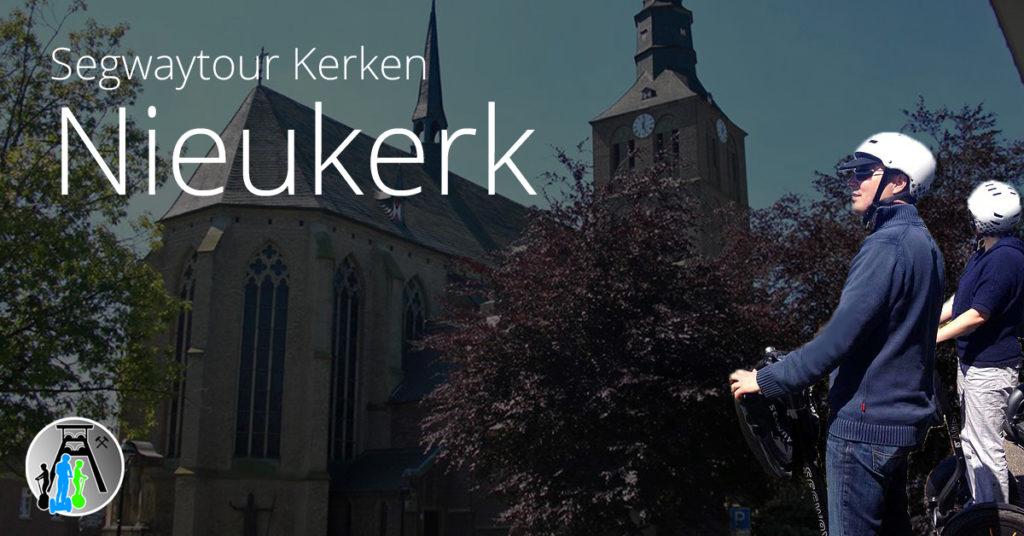 Buchen Sie eine Segwaytour in Kerken am Niederrhein - Gruppenangebot ab 6 Teilnehmer ab 65€