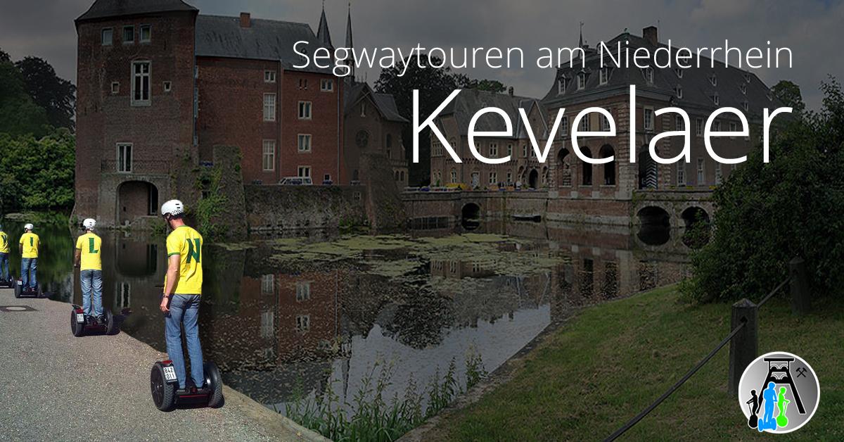 Segwaytouren in Kevelaer - Perfekt als Gruppenausflug geeignet