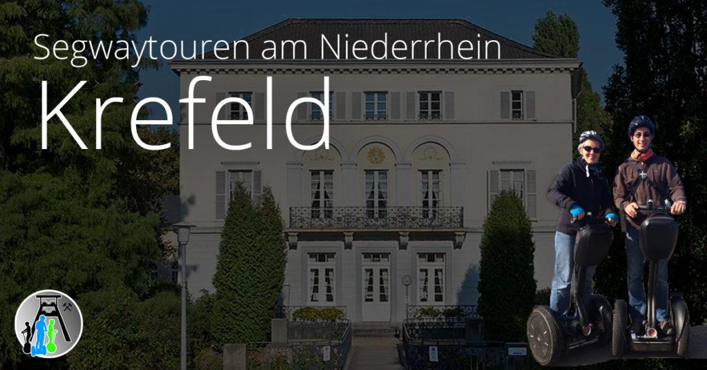 Segwaytouren in Krefeld