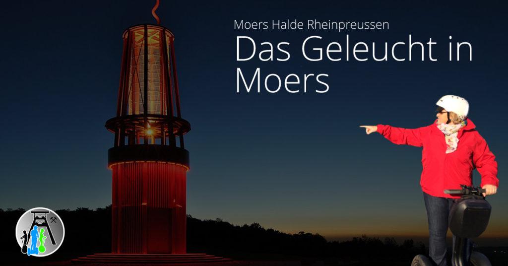 Segwaytour in Moers ► Gruppen ab 6 Teilnehmer ab 65€ pro Ticket