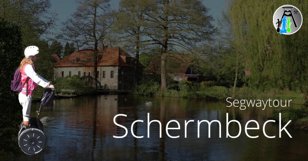 Segwaytouren in Schermbeck